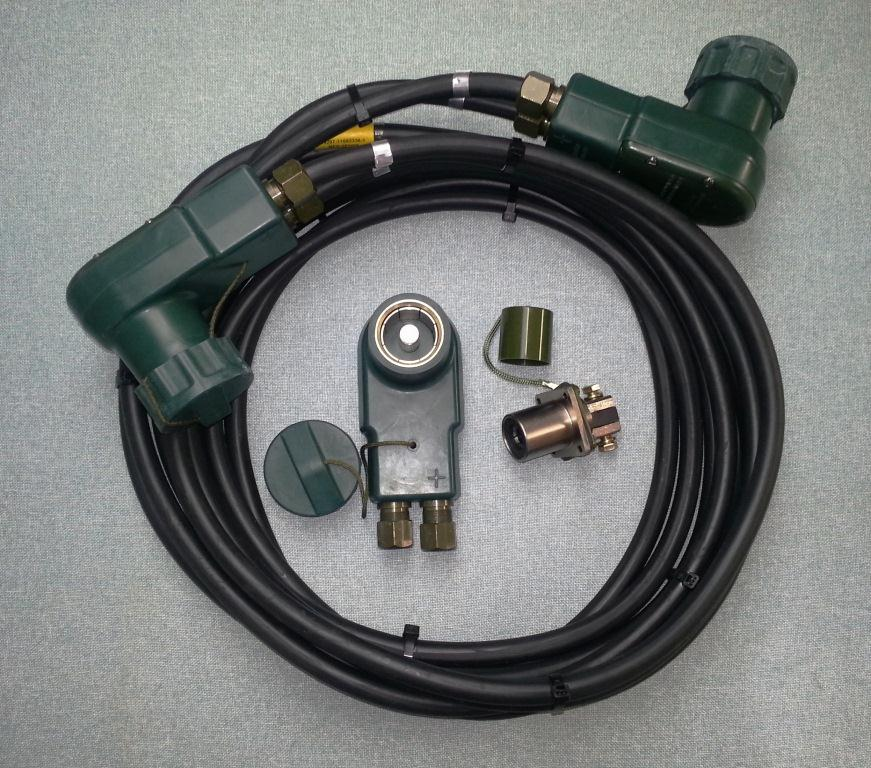 Military Battery Equipment Accessories