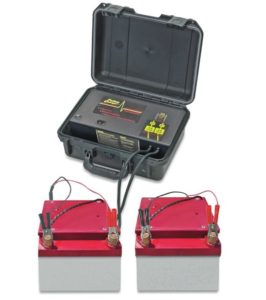 24V dual charger