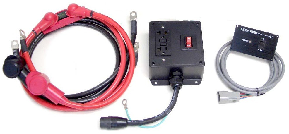 Dc Ac Inverters For Military Applications